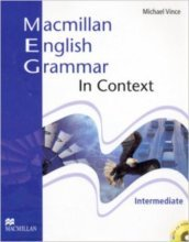 Macmillan english grammar in context. Intermediate. Student