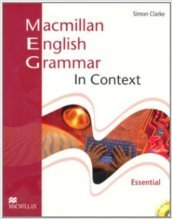 Macmillan english grammar in context. Essential. Student