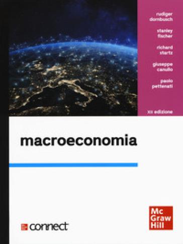 Macroeconomia. Con Connect - Rudiger Dornbusch | Thecosgala.com