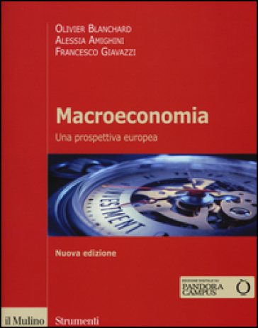 Macroeconomia. Una prospettiva europea - Olivier J. Blanchard | Ericsfund.org