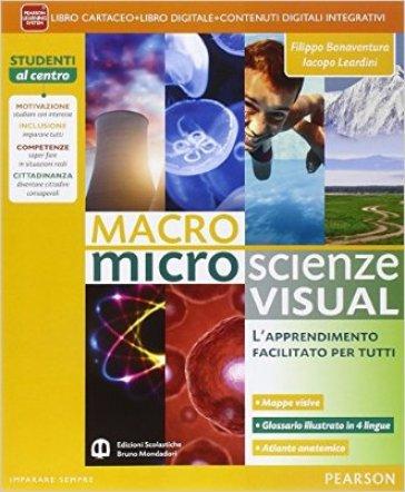 Macromicro. Viaggio nelle scienze. Vol. A-B-C-D. Ediz. tematica. Per la Scuola media. Con e-book. Con espansione online - Filippo Bonaventura |