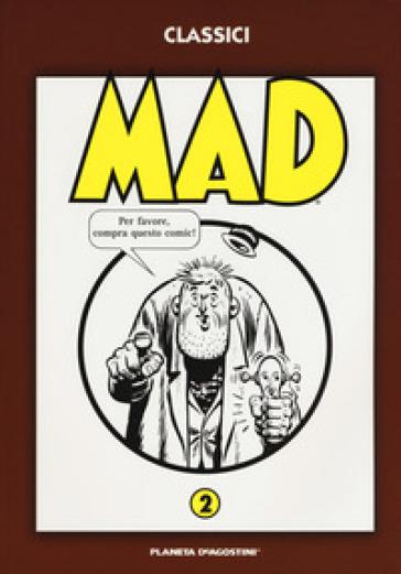 Mad. 2. - Harvey Kurtzman   Rochesterscifianimecon.com