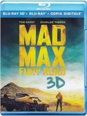 Mad Max - Fury road (2 Blu-Ray)(2D+3D)