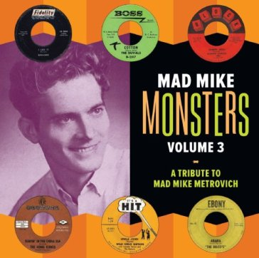 Mad mike monsters 3