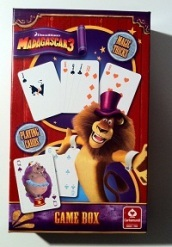 Madagascar 3 SET REGALO