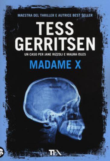 Madame X - Tess Gerritsen pdf epub