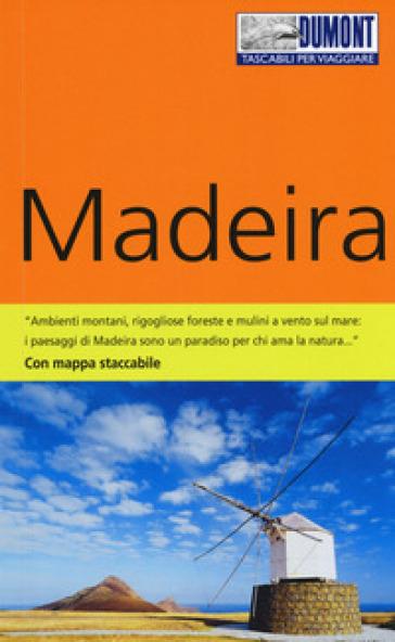 Madeira. Con Carta geografica ripiegata - Susanne Lipps   Rochesterscifianimecon.com