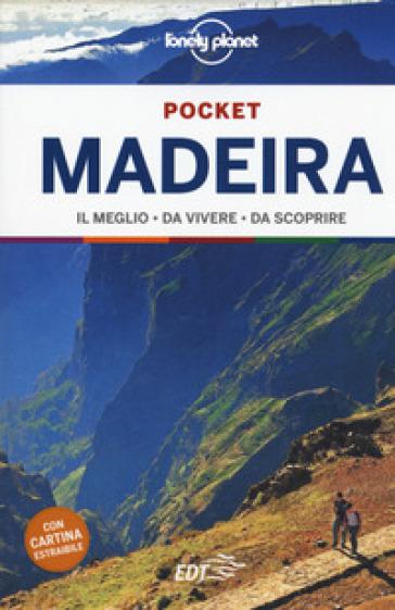 Madeira. Con cartina - Marc Di Duca | Rochesterscifianimecon.com
