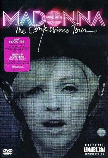 Madonna - The confessions tour (DVD)