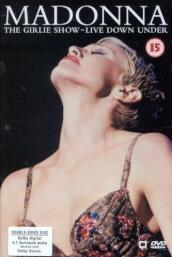 Madonna - The girlie show - Live down under (DVD)