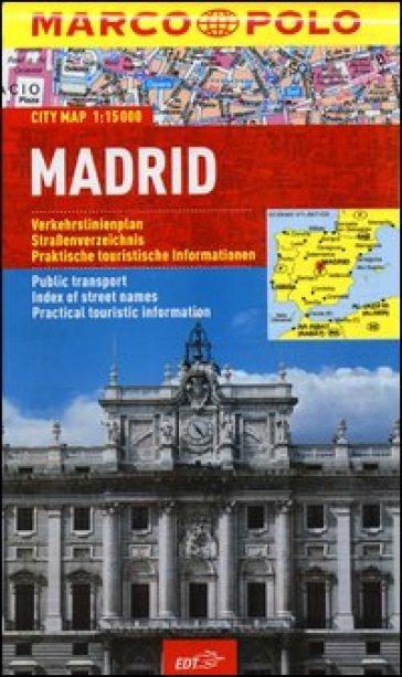 Madrid 1:15.000