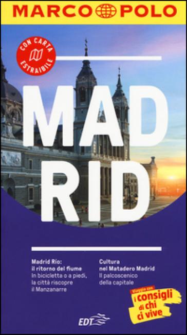 Madrid. Con atlante stradale - Martin Dahms |