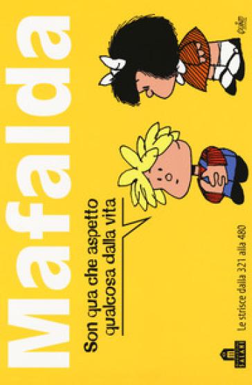 Mafalda. Le strisce dalla 321 alla 480. 3. - Quino | Jonathanterrington.com