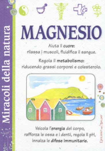 Magnesio - Giulia Tedesco | Jonathanterrington.com
