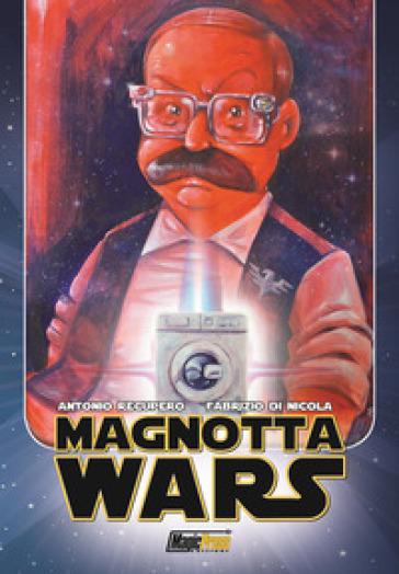 Magnotta wars - Antonio Recupero | Rochesterscifianimecon.com