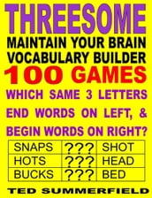 Maintain Your Brain Vocabulary Builder Threesome Edition
