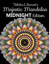 Majestic Mandalas Midnight Edition