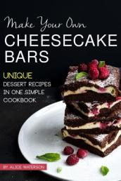 Make Your Own Cheesecake Bars