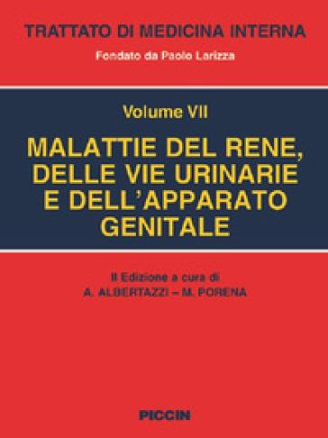 Malattie del rene, delle vie urinarie e dell'apparato genitale - A. Albertazzi   Jonathanterrington.com
