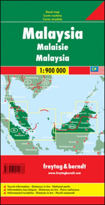 Malaysia 1:900.000