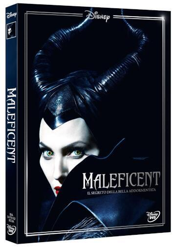 Maleficent (DVD)(repack 2017)