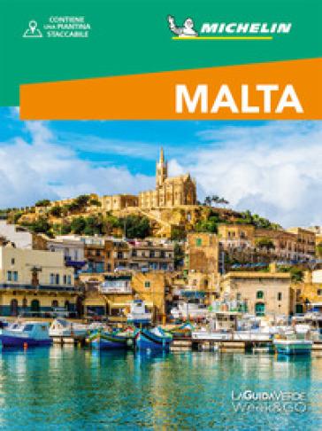 Malta. Con cartina