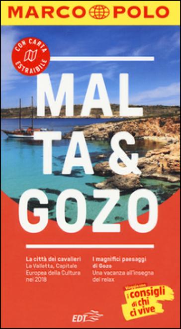 Malta & Gozo. Con atlante stradale - Klaus Botig |