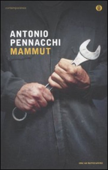Mammut - Antonio Pennacchi   Kritjur.org