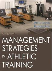 Management Strategies in Athletic Training 5th Edition