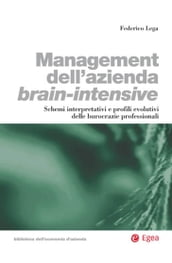 Management dell azienda brain-intensive