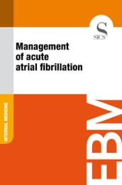 Management of Acute Atrial Fibrillation