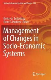 Management of Changes in Socio-Economic Systems