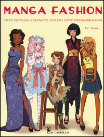 Manga fashion - Fez Baker |