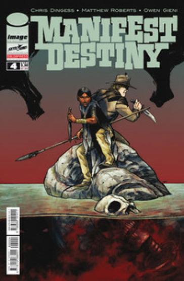 Manifest Destiny. 4. - Chris Dingess  