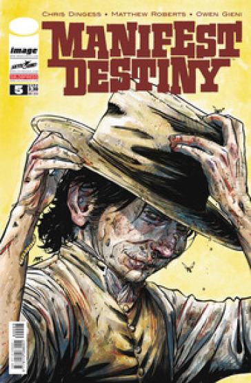 Manifest Destiny. 5. - Chris Dingess  