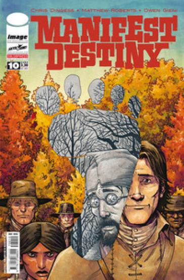 Manifest destiny. 10.