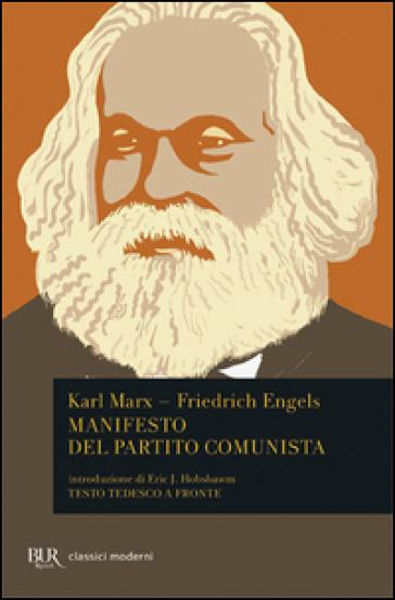 Manifesto del Partito Comunista. Testo tedesco a fronte - Karl Marx | Kritjur.org