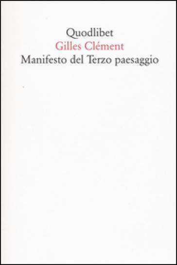 Manifesto del Terzo paesaggio