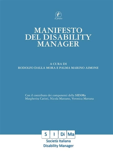 Manifesto del disability manager