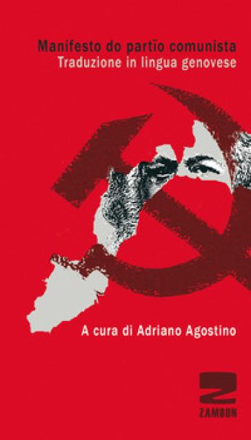 Manifesto do partio comunista. Testo genovese - Karl Marx   Kritjur.org