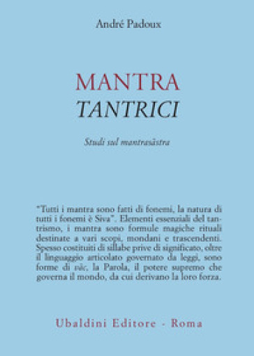 Mantra tantrici