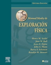 Manual Mosby de Exploración física + Evolve
