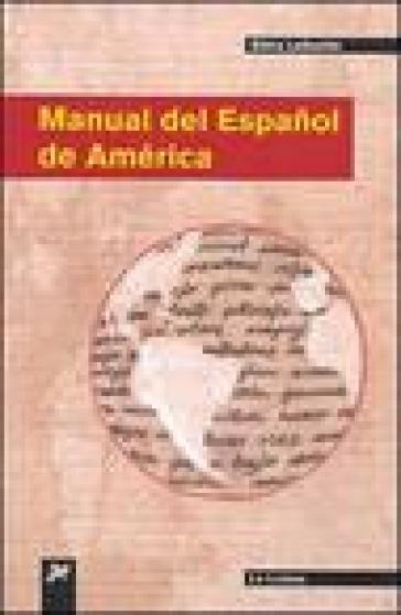 Manual de espanol de América