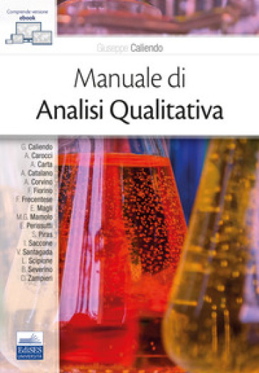 Manuale di analisi qualitativa. Con e-book - G. Caliendo | Jonathanterrington.com