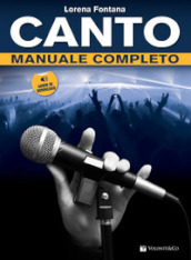 Manuale completo di canto. Con CD-Audio