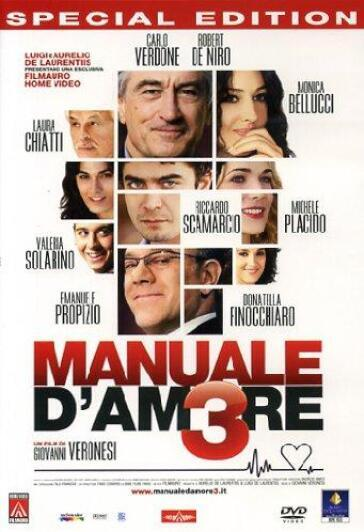 Manuale d'amore 3 (DVD)(speciale edition)