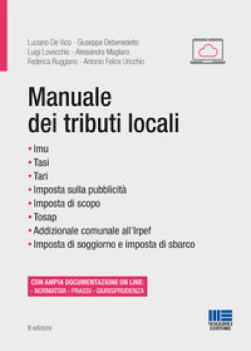 Manuale dei tributi locali
