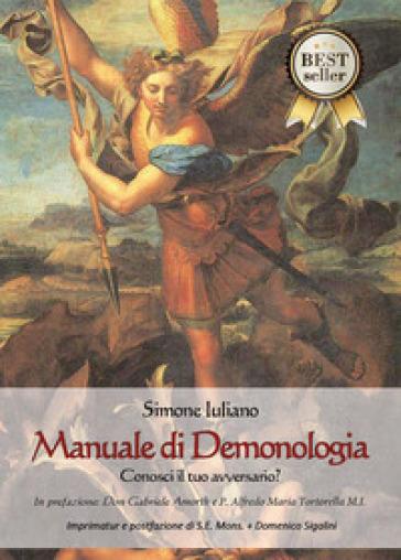 Manuale di demonologia - Simone Iuliano | Jonathanterrington.com