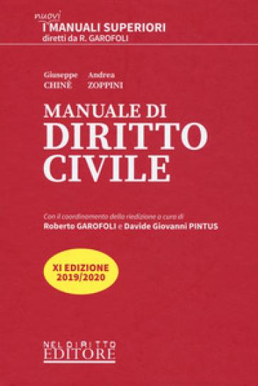 Manuale di diritto civile - Giuseppe Chinè pdf epub