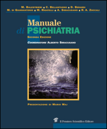 Manuale di psichiatria -  pdf epub